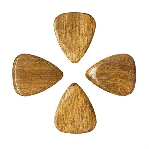 Timber Tones Rose Apple 4 Guitar Picks